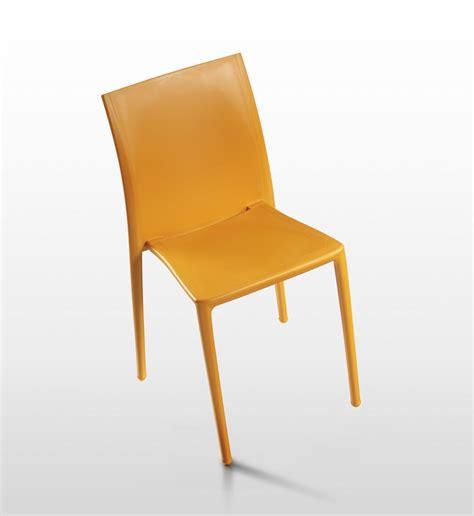 gaber sedie sedia impilabile in tecnopolimero moon by gaber design