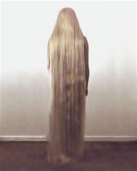 very long floor length hair 9 best images about longest hair ever on pinterest