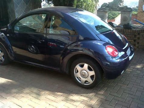 navy blue volkswagen beetle new blue good condition johannesburg mitula cars