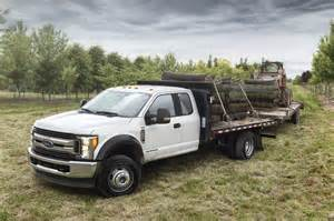 Ford Work Trucks Ford Reveals Duty Chassis Cab Ratings At Ntea Work