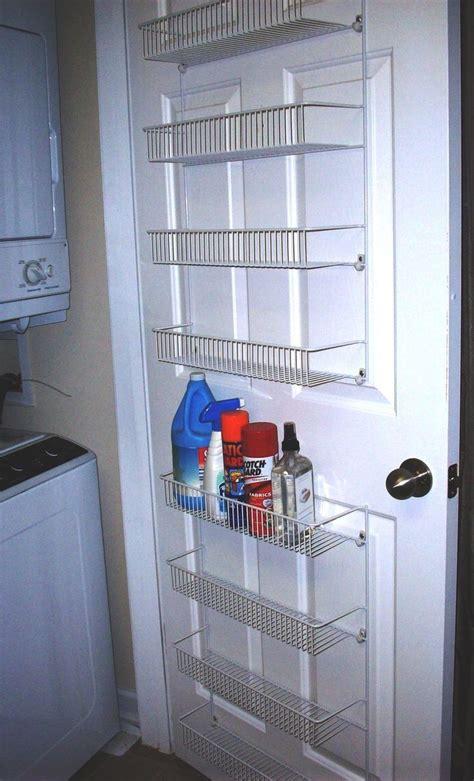door storage ideas  pinterest spice