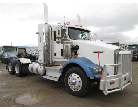 2010 Kenworth T800 Sleeper Truck For Sale Missoula Mt