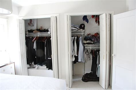 organizing our closet with closetmaid lindsay stephenson