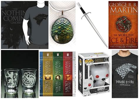 game of thrones gifts geek gifts chapter two doctor who lotr harry potter