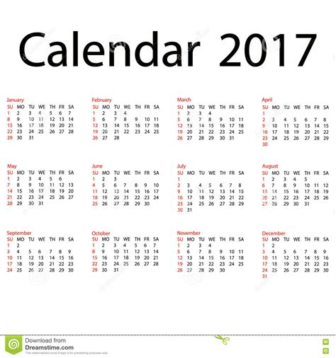printable calendar 2017 monday to sunday 2017 calendar sunday through monday 2018 calendar printable