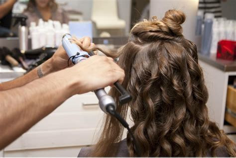 how to curl your hair like tri p henson how to curl your hair like a professional