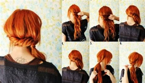 easy dance hair diy 101 easy diy hairstyles for medium and long hair to snatch