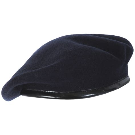 Wool Beret Hat pentagon style classic army beret mens hat