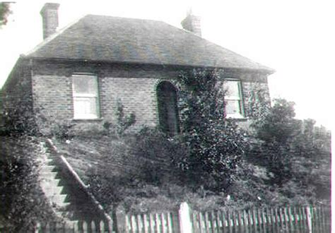 House Now by Houses 6 Henfield Then And Now