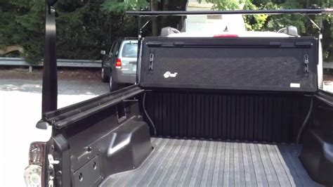 Ladder Racks For Trucks With Tonneau Cover by Tacoma Bakflip Cs Ladder Rack Tonneau Cover