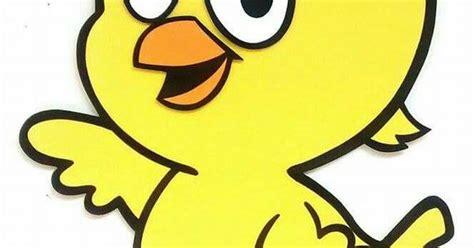 gallinita en goma eva pollito amarillo de goma eva la gallinita pintadita