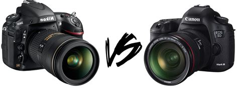 canon or nikon canon vs nikon which brand is right for you