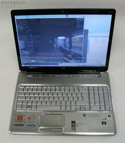 test d test hp pavilion dv7 1050eg 1045eg notebook