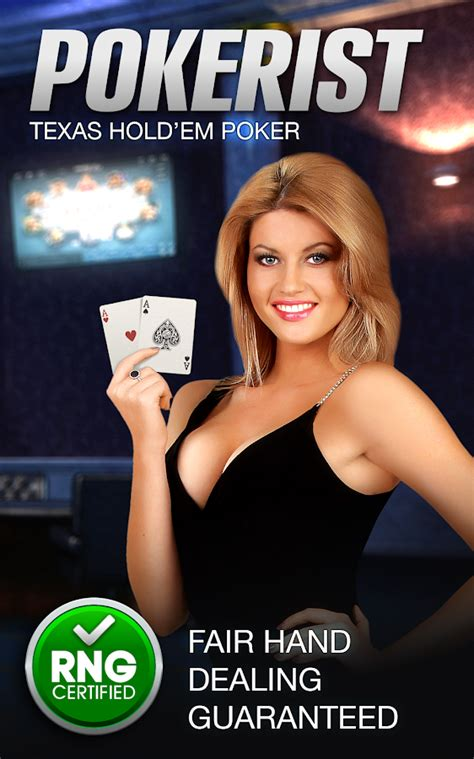 pokerist texas holdem poker android apps  google play