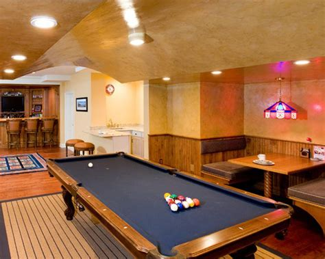 modern basement remodeling ideas