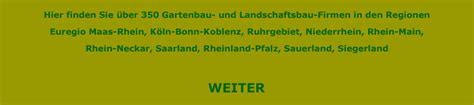 Garten Und Landschaftsbau Firmen In Duisburg by 350 Gartenbau Und Landschaftsbau Firmen In Den Regionen