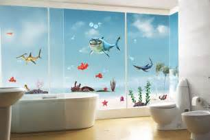ideas to decorate bathroom walls bathroom wall designs decor paint ideas laudablebits