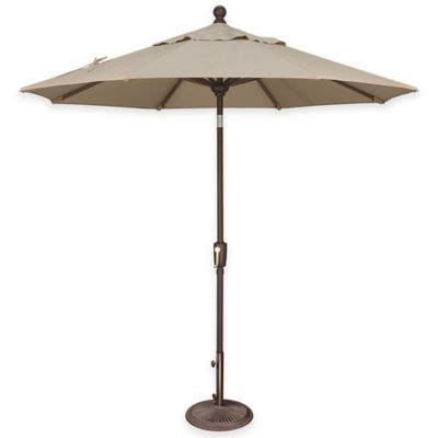 Unique Patio Umbrellas Simplyshade 174 7 5 Foot Push Button Tilt Octagon