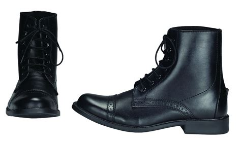 paddock boots tuffrider starter lace paddock boots equestriancollections