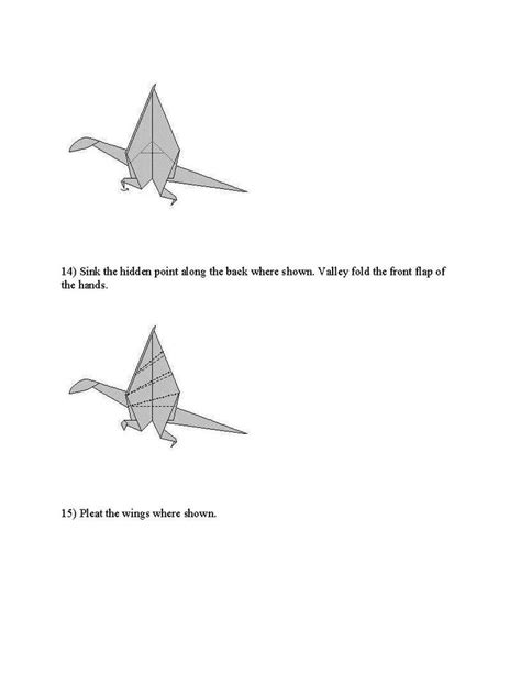 Origami Pegasus Diagram - 17 best images about origami on origami