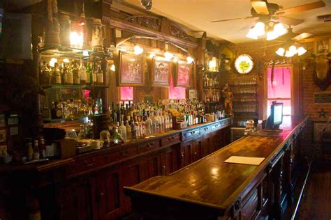 Top 10 Bars In America by 10 Of The Most Beautiful Bars In America