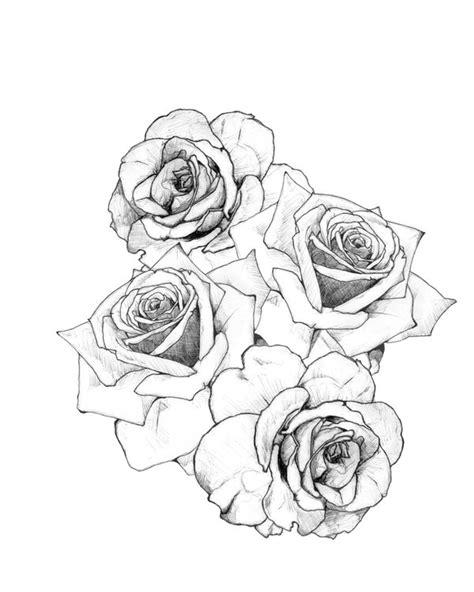rose tattoo designdenenasvalencia