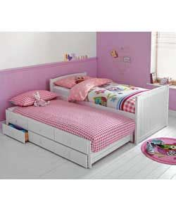 bedroom furniture argos catalogue frankie cabin and trundle bed frame white no 19