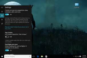 Cortana including how to wipe any data microsoft has saved about you