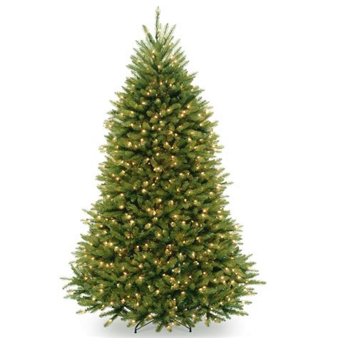 national tree company 7 5 ft powerconnect dunhill fir