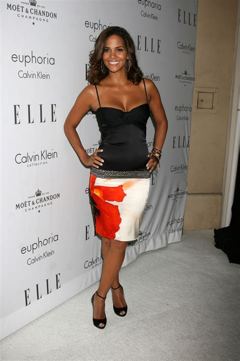 Halle Berry Named Sexiest For 2008 by Halle Berry Only In High Heels