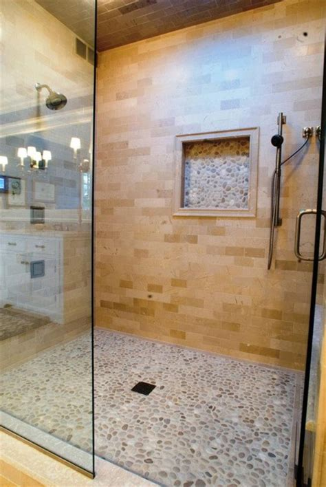 Large Shower by Large Enclosed Shower