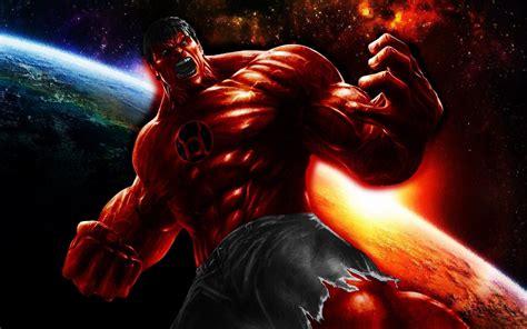 download film karya marvel red hulk wallpapers wallpaper cave