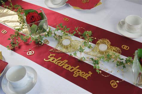 Deko Hochzeit Shop by Tischdeko Goldhochzeit Tischdeko Goldhochzeit Shop