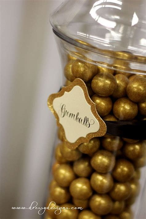 black and gold buffet ls best 20 gold candy ideas on pinterest