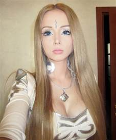 chatter busy valeria lukyanova barbie ukraine