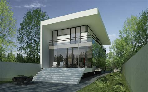 modern house project modern house in bucharest s6 project from cub architecture portfolio