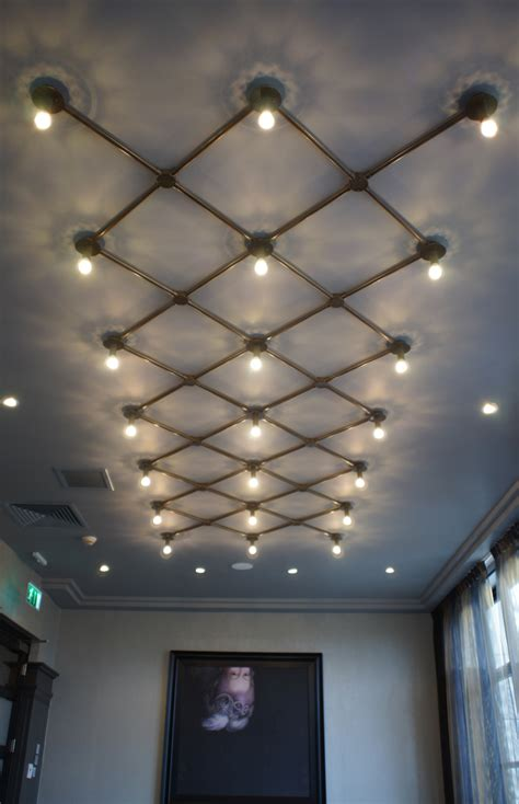 Lighting On Ceiling Northern Lights Sanctuary Design Insider