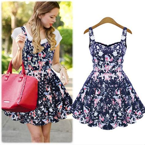 Supplier Ayodya Dres By Majesty aliexpress buy stylish 2015 new summer pattern casual print flare dress slim