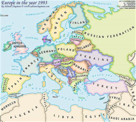 map of europe and surrounding countries efidlimar map of and surrounding countries