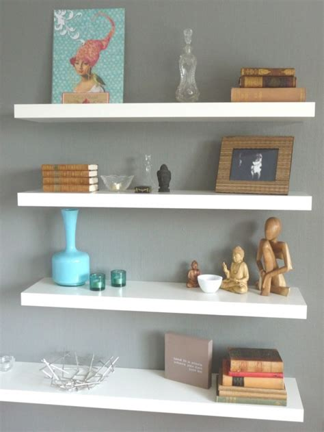 hanging shelf ideas wall shelving ideas for your kitchen storage solution