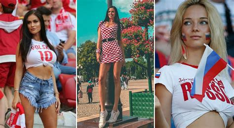 hot female fans world cup 2018 hottest world cup 2018 fans from slavic countries slavorum