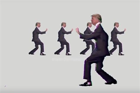 donald trump once in a lifetime donald trump hijacks talking heads once in a lifetime video