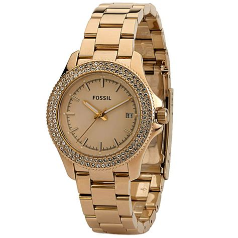 Fossil 4454 Womans watches at au fossil cecile s am4454