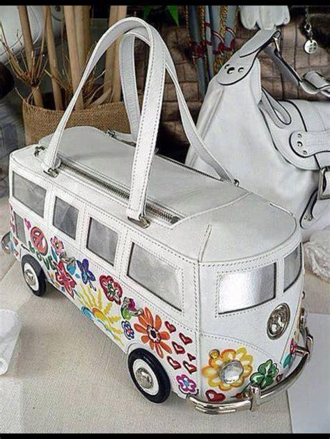 Totebag Kombi Perca Made vw kombi cer handbag handbags totes backpacks