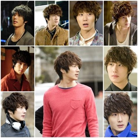 Gaya Rambut 49 Days by Jung Il Woo S Fact Papink S Zone 27