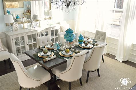 dining room tablescapes peacock inspired dining room and tablescape kelley nan