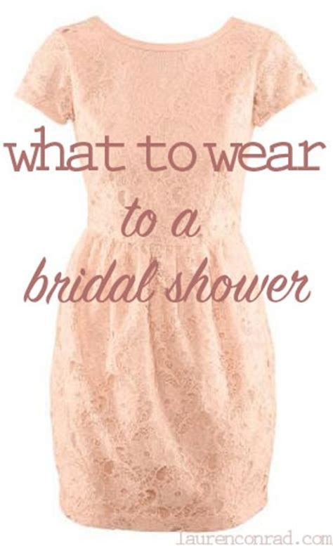 What To Wear To Wedding Shower by Dress Coding Bridal Shower Attire