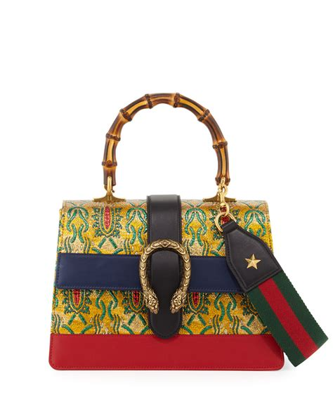 Gucci Dionsyus Bamboo Mini Bags 6345 gucci summer 2017 bag collection spotted fashion