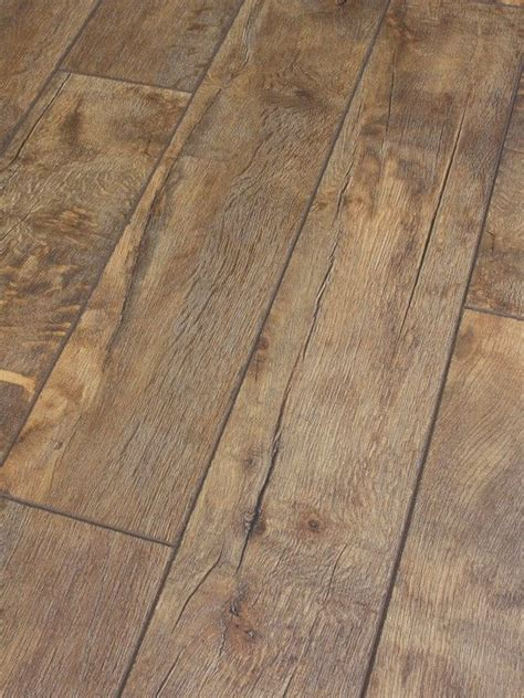 Distressed Rustic Wood Flooring - dezign distressed oak laminate flooring