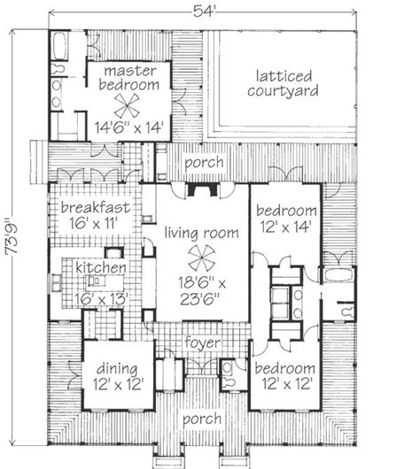 64 Best Dog Trot Homes Images On Pinterest Dog Trot Trot House Plans Southern Living